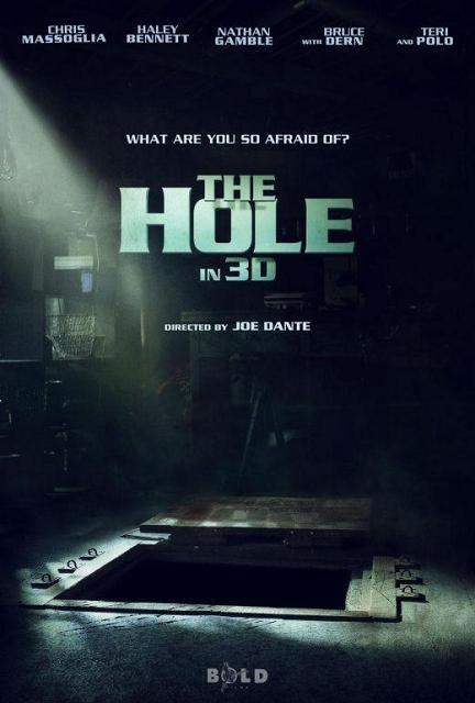 La locandina di The Hole in 3D
