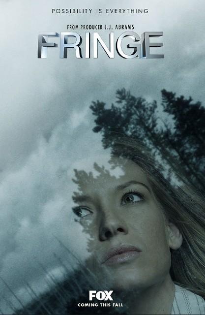 Uno dei poster della serie TV Fringe