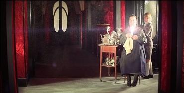 Franca Scagnetti in una scena del film Suspiria diretto da Dario Argento