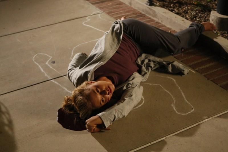 Hayden Panettiere nella prima immagine della stagione 4 di Heroes, intitolata Redemption