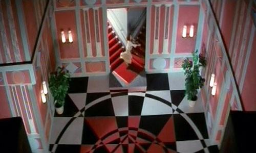Il tetro albergo del film Suspiria