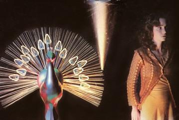 Jessica Harper in una celebre sequenza del film Suspiria ( 1977 )