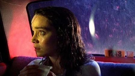 Jessica Harper in una scena del film Suspiria (1977)