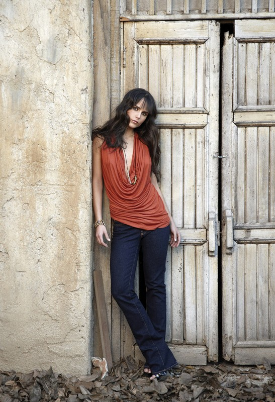 Jordana Brewster in una foto promo per il film Fast and Furious - Solo parti originali