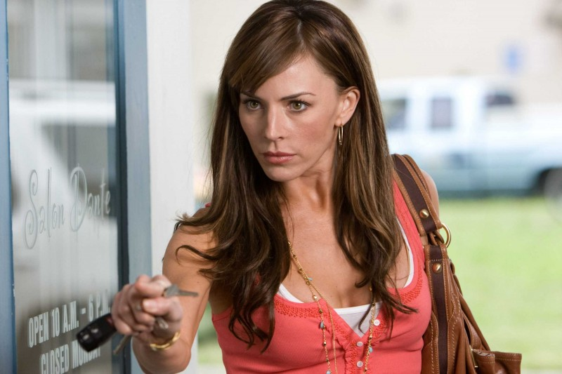 Krista Allen in una scena del film The Final Destination