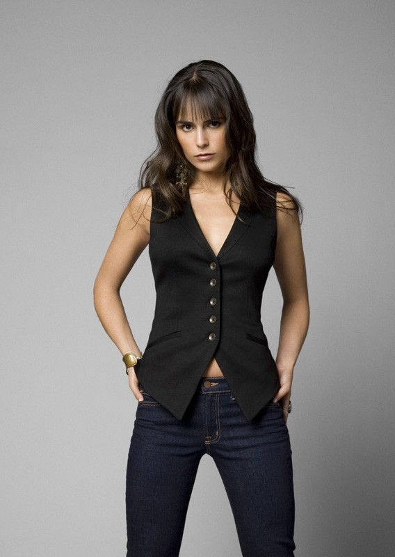 L'attrice Jordana Brewster per il film 'Fast and Furious - Solo parti originali'