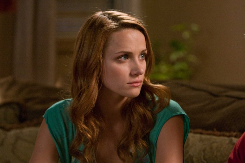 Shantel Vansanten in un'immagine dell'horror The FInal Destination
