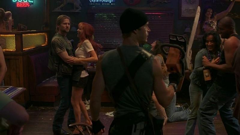 Una scena al Merlotte dell'episodio 'New World In My View' della serie True Blood