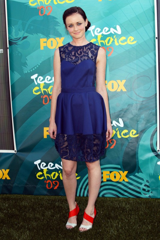 Alexis Bledel ai Teen Choice Awards 2009