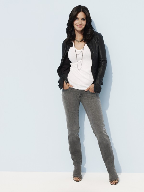 Courteney Cox è la protagonista della serie TV Cougar Town