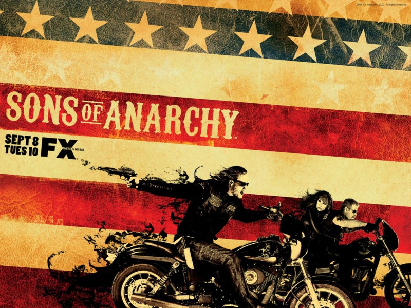 Immagine promo per Sons of Anarchy