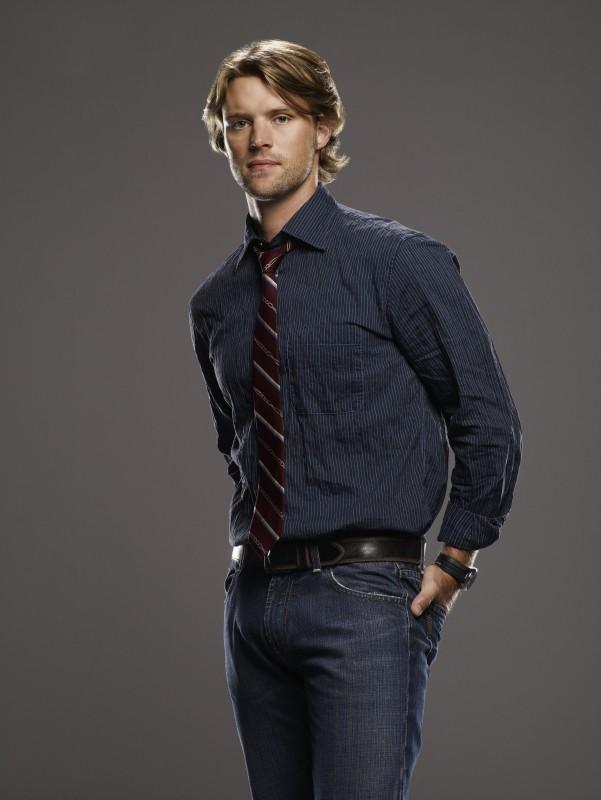 Jesse Spencer in una foto promozionale della stagione 6 di Dr House