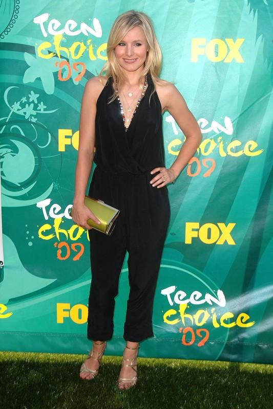Kristen Bell ai Teen Choice Awards 2009