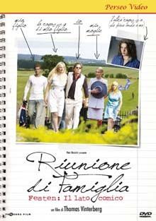 La copertina di Riunione di famiglia (dvd)