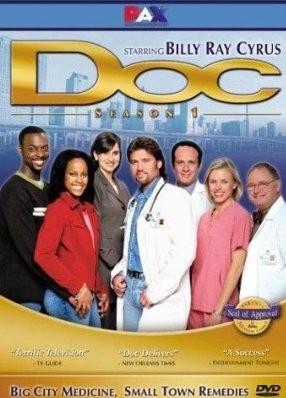 La locandina di Doc