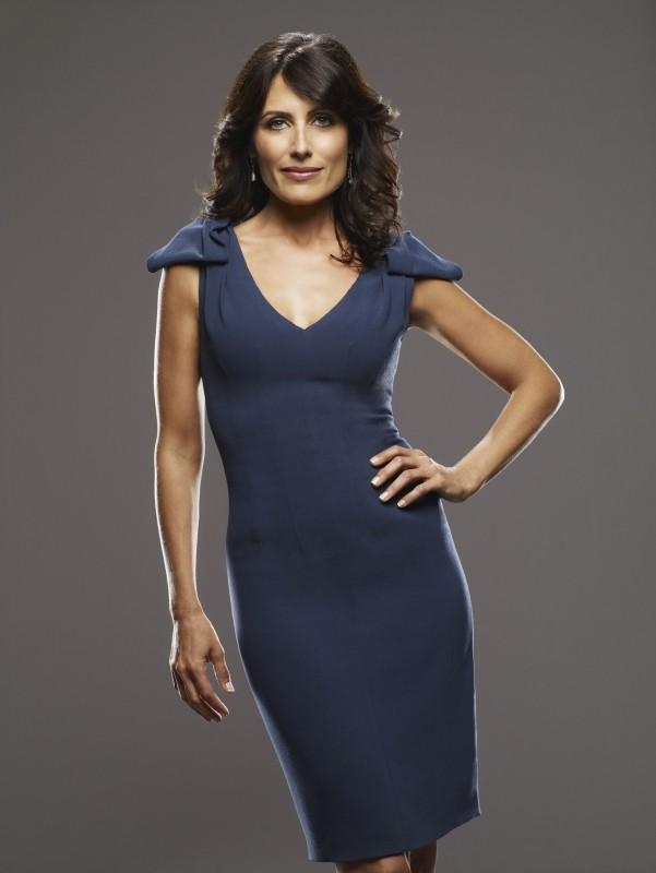 Lisa Edelstein in una foto promozionale della stagione 6 di Dr House