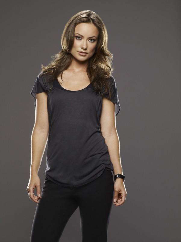 Olivia Wilde in una foto promozionale della stagione 6 di Dr House