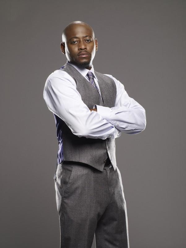 Omar Epps in una foto promozionale della stagione 6 di Dr House