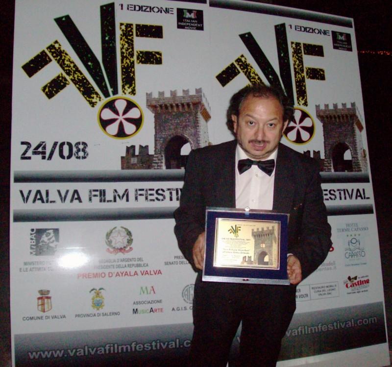 Orfeo Orlando premiato al Valva Film Festival 2009