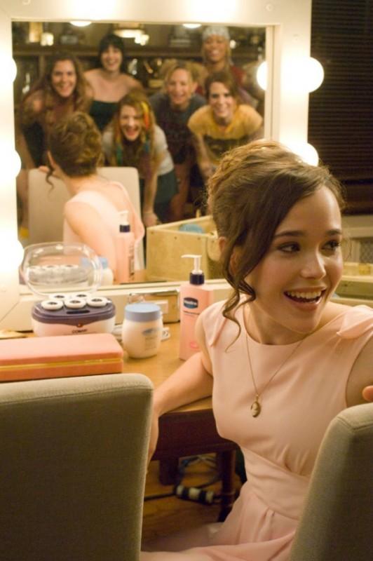 Una bella immagine di Ellen Page in Whip It!
