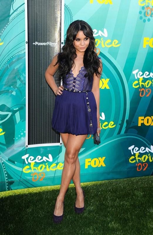 Vanessa Hudgens ai Teen Choice Awards 2009