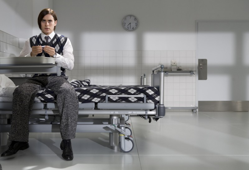 Jared Leto in una scena del film Mr. Nobody di Jaco Van Dormael