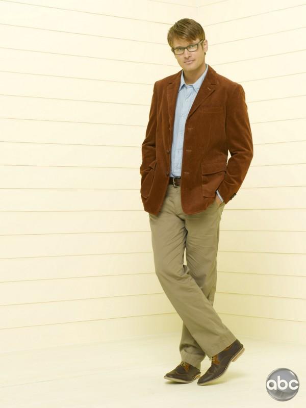 Johann Urb nella serie televisiva Eastwick