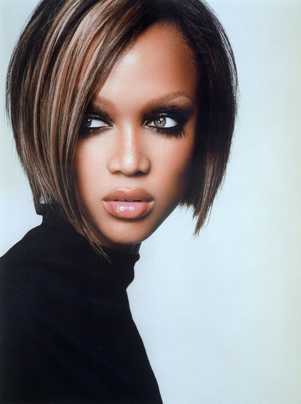 La bellezza americana, Tyra Banks