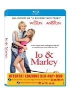 La copertina di Io & Marley (blu-ray)