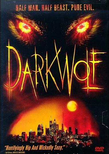 La locandina di Dark Wolf