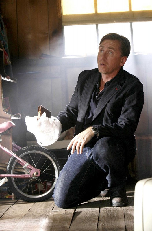 Tim Roth nell'episodio The Core of It di Lie to Me