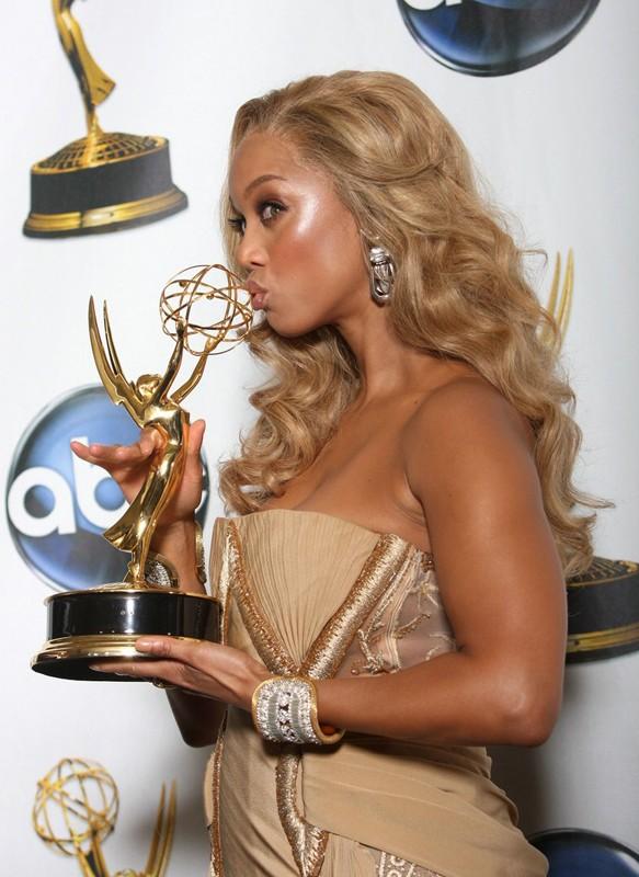 Tyra Banks ha vinto il Daytime Emmy Awards 2008