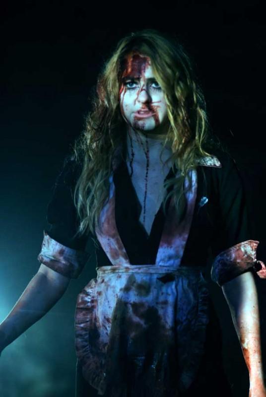 Un'immagine dell'horror Halloween 2 diretto da Rob Zombie
