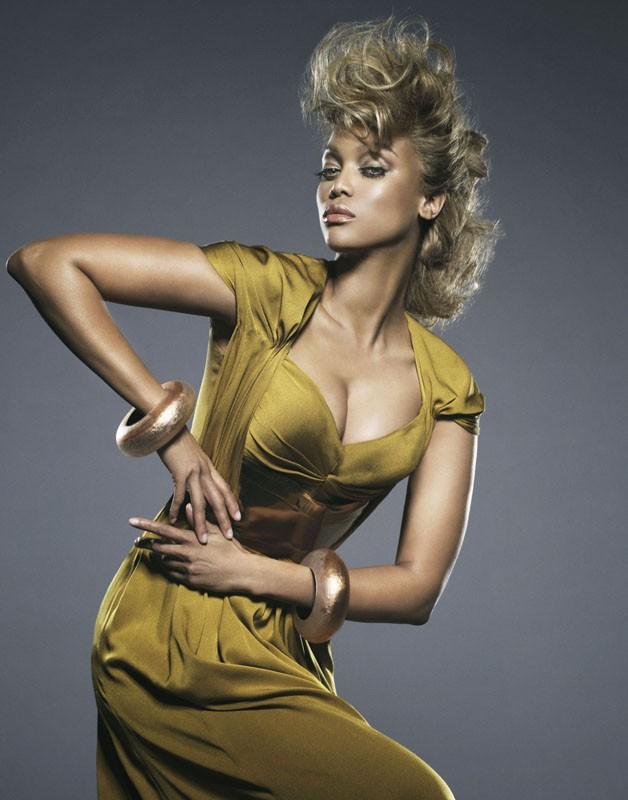 Un'immagine promo di Tyra Banks