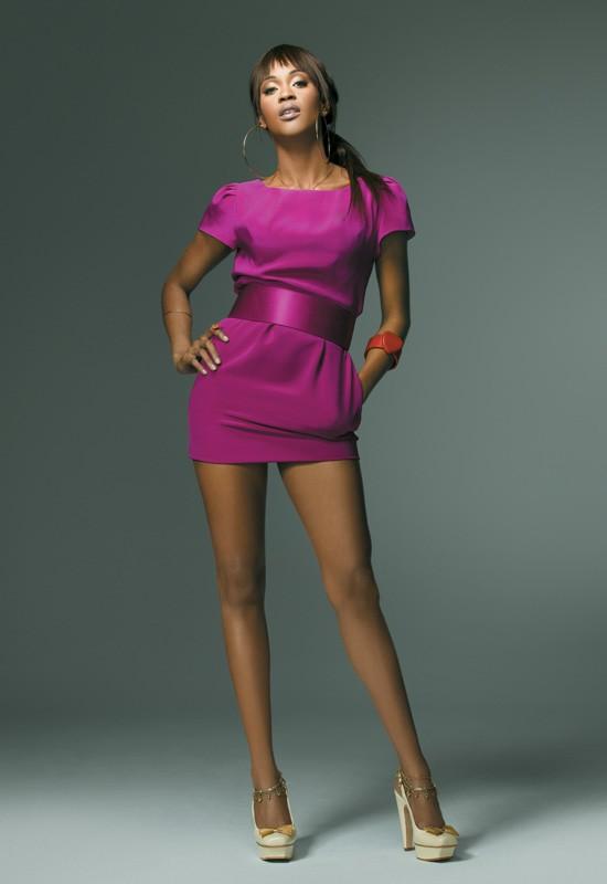 Un'immagine promozionale di Tyra Banks