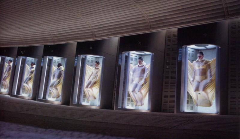 Una suggestiva immagine del film Mr. Nobody, diretto da Jaco Van Dormael
