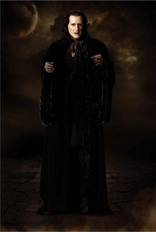 Christopher Heyerdahl è Marcus del clan dei Volturi in una foto di Twilight Saga: New Moon