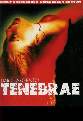 Copertina del film Tenebre