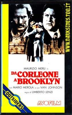 La locandina di Da Corleone a Brooklyn
