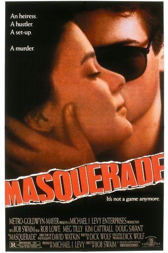 La locandina di Masquerade