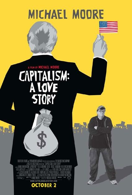 Nuovo poster per Capitalism: A Love Story