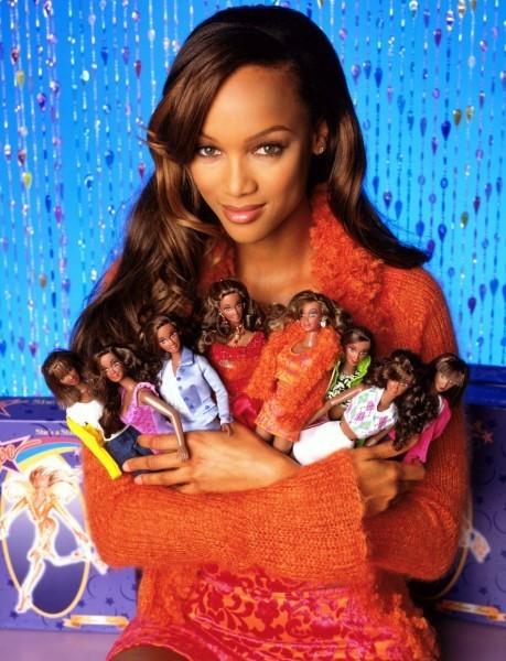 Un'immagine promozionale di Tyra Banks per il film 'La mia amica speciale'