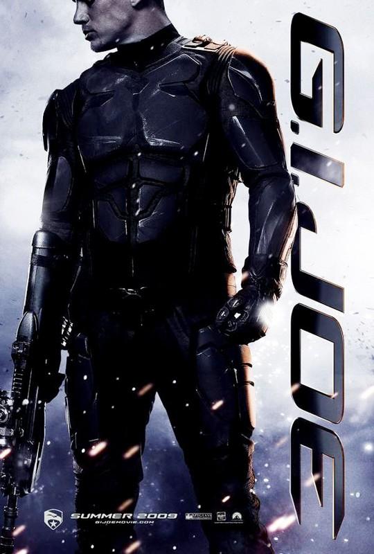 Character Poster per il film G. I. Joe: Duke (Channing Tatum)