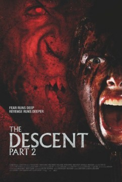 La locandina di The Descent 2