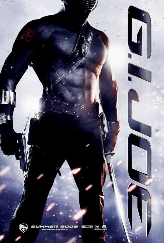 Nuovo Character Poster per il film G. I. Joe: Snake Eyes (Ray Park)