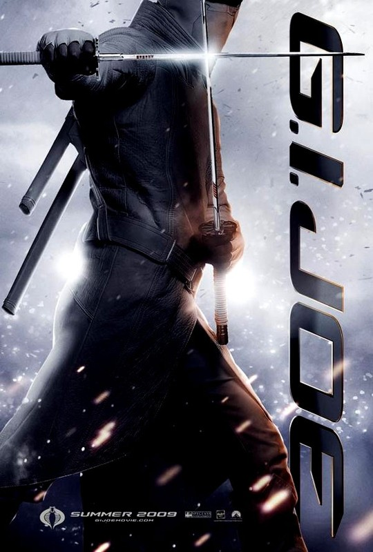 Nuovo Character Poster per il film G. I. Joe: Storm Shadow (Lee Byung-hun)