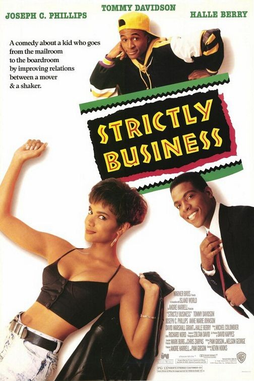 La locandina di Strictly Business