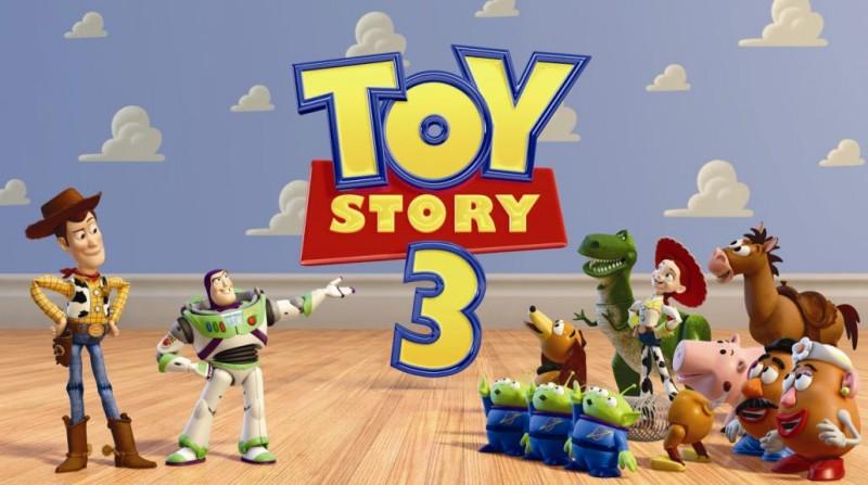 Un'immagine promozionale del film Toy Story 3