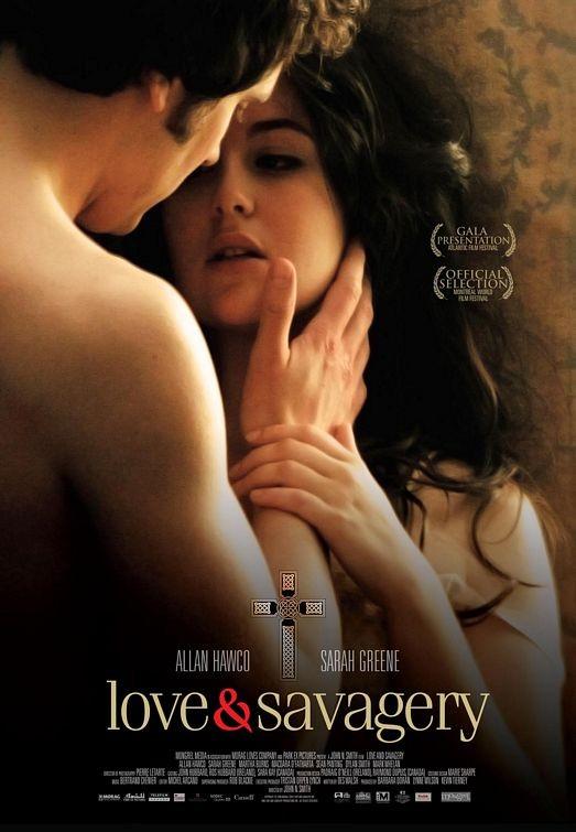 La locandina di Love & Savagery