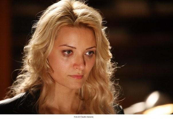 Maria Rosaria Russo in una scena del film Si può fare